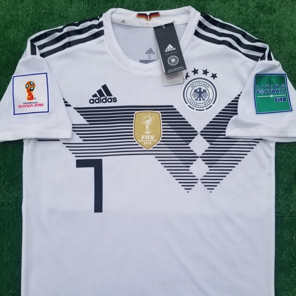 6afceafaf3a 2018 Germany soccer jersey Draxler